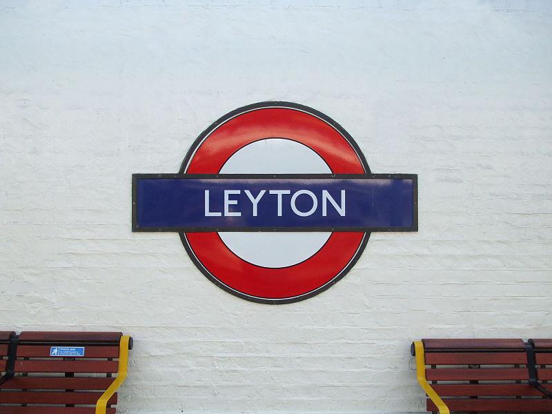 Leyton – станция метро