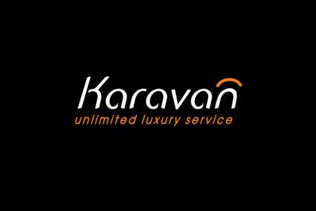 Karavan – обновление логотипа
