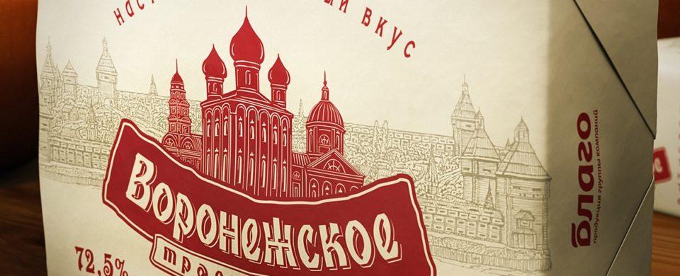 Воронежское – дизайн упаковки – Leyton Group